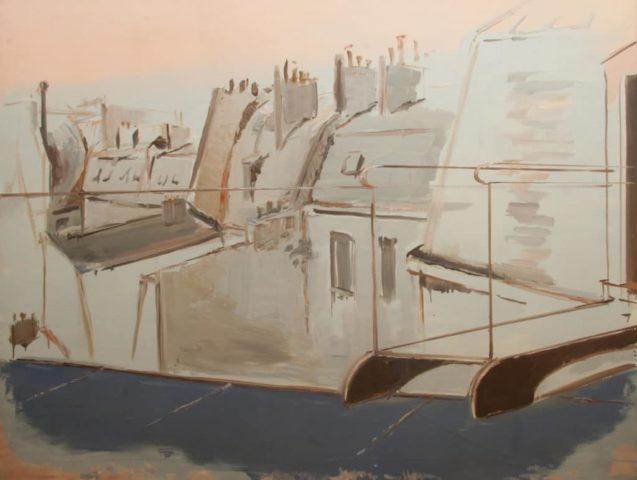 6_Toits-1961-huile-sur-toile-155-x-200-cm