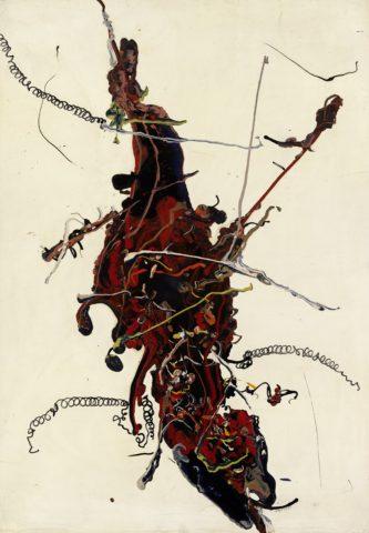 9_1957, Sans titre, huile sur toile, 75 x 53 cm-min